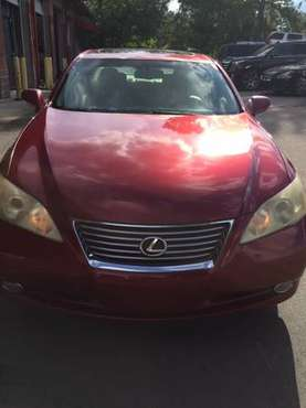2009 LEXUS ES350 for sale in Raleigh, NC