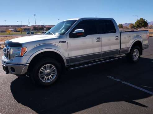 2011 Ford F150 Lariat (4x4) Super Crew for sale in Page, AZ