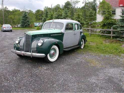 1941 Packard 120 for sale in Cadillac, MI