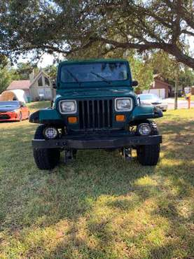 1992 Jeep Wrangler for sale in Mary esther, FL