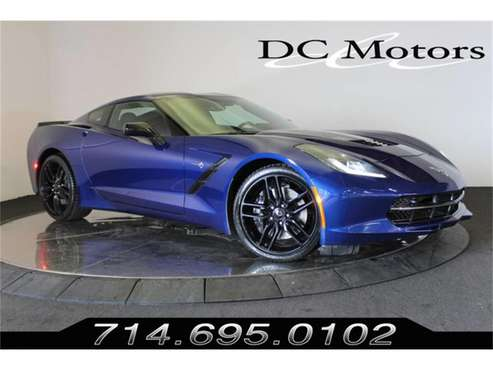 2018 Chevrolet Corvette for sale in Anaheim, CA