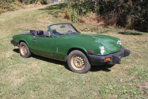 1980 Triumph Spitfire for sale in Bethlehem, PA