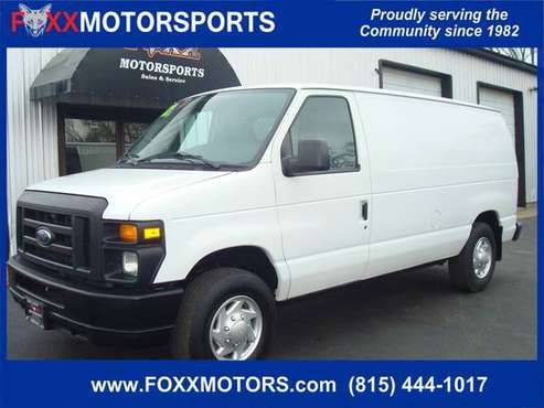 2012 Ford Econoline E150**105k Miles - cars & trucks - by dealer -... for sale in Crystal Lake, IL