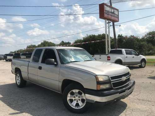 2006 Chevy Silverado ExCab for sale in Broken Arrow, OK
