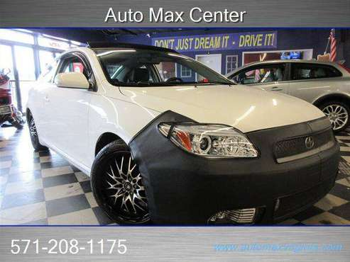 2009 Scion tC 3dr Liftback Base 2dr Hatchback 5M for sale in Manassas, VA