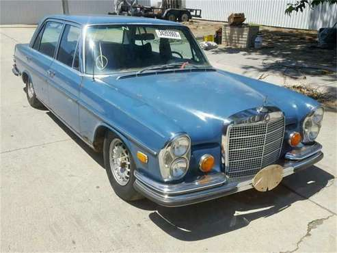 1970 Mercedes-Benz 300SEL for sale in Cadillac, MI