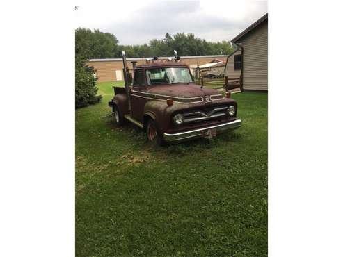1955 Ford F100 for sale in Fulda, MN