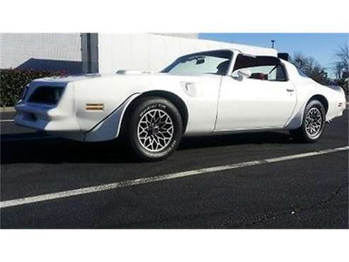 1978 Pontiac Firebird Trans Am for sale in Cadillac, MI