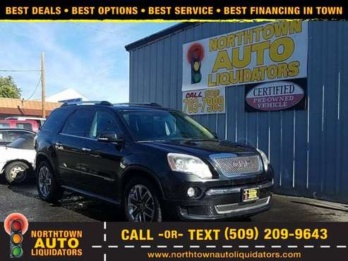 *2012* *GMC* *Acadia* *Denali* for sale in Spokane, WA