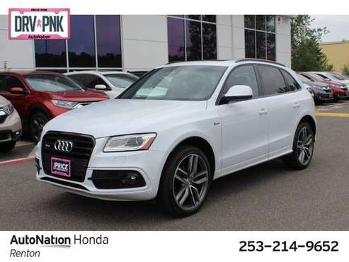 2016 Audi SQ5 Premium Plus AWD All Wheel Drive SKU:GA094219 for sale in Renton, WA