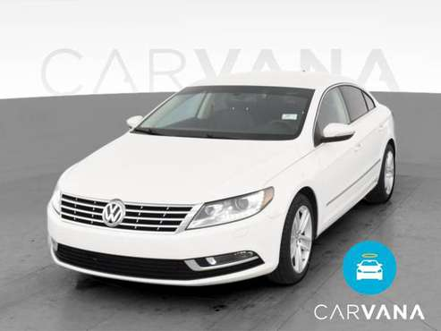 2013 VW Volkswagen CC Sport Sedan 4D sedan White - FINANCE ONLINE -... for sale in Luke Air Force Base, AZ