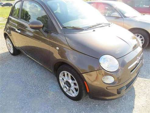 2012 FIAT 500 POP - hatchback for sale in Florence, AL