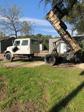International flatbed / dump truck for sale in URBANDALE, IA