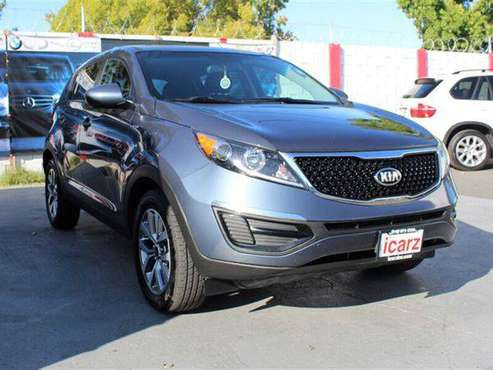 2015 Kia Sportage LX AWD LX 4dr SUV -GUARANTEED CREDIT APPROVAL! for sale in Sacramento , CA