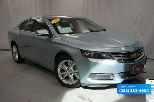 2015 Chevrolet Chevy Impala LT for sale in Mount Pleasant, WI