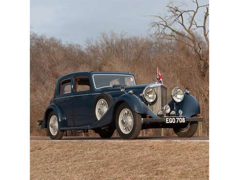 1937 Bentley Mark IV for sale in St. Louis, MO
