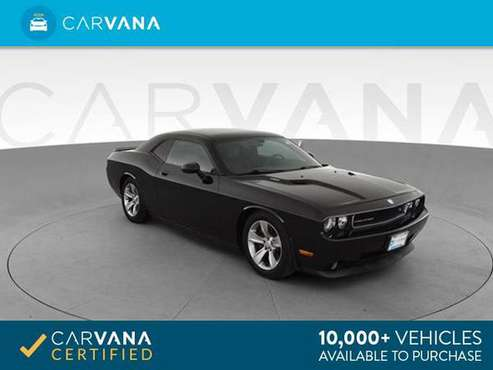 2010 Dodge Challenger R/T Coupe 2D coupe BLACK - FINANCE ONLINE for sale in Montgomery, AL