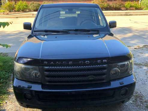 2008 Land Rover Range Rover Sport HSE for sale in Ottawa, KS