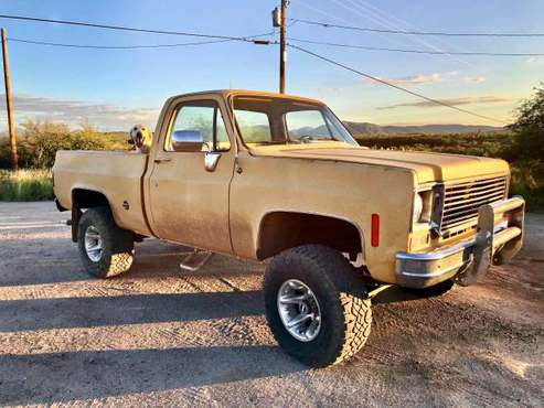 78 Chevy PU for sale in Catalina, AZ