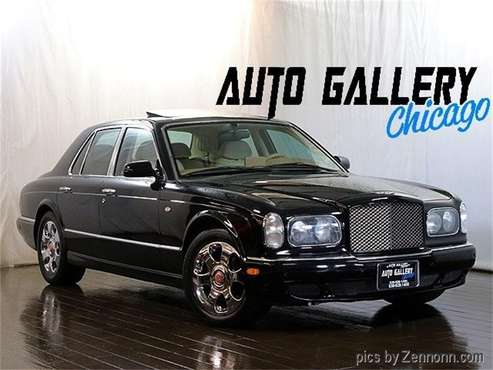 2001 Bentley Arnage for sale in Addison, IL