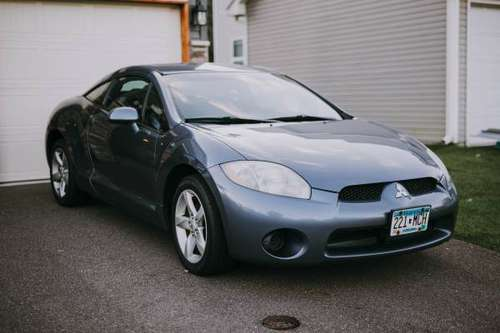 2007 Mitsubishi Eclipse for sale in Anoka, MN