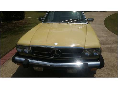 1978 Mercedes-Benz 450SL for sale in Cataula, GA