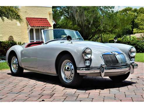 1960 MG MGA for sale in Lakeland, FL