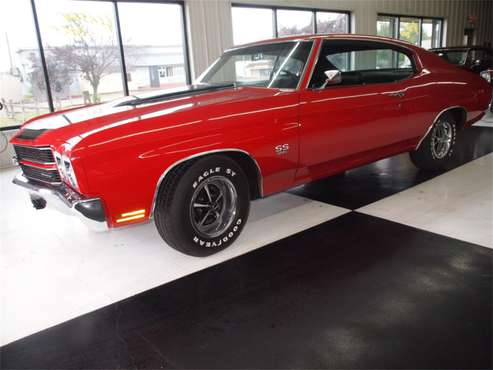 1970 Chevrolet Chevelle for sale in North Canton, OH