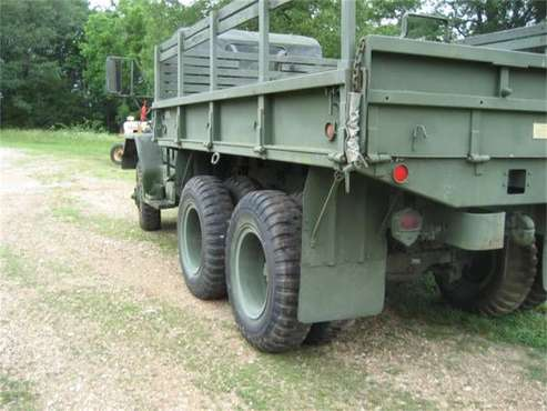 1972 AM General M35 for sale in Cadillac, MI