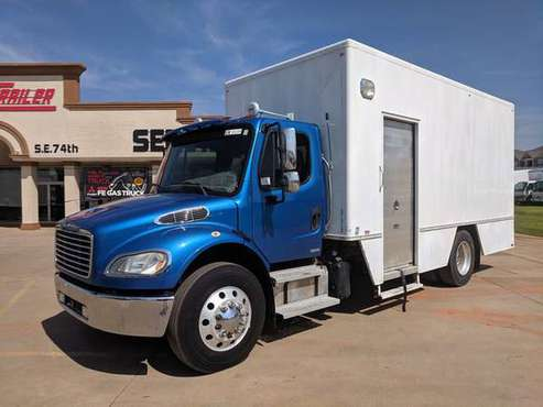 2011 Freightliner M2 18' Cargo Box, Auto, Diesel, Financing! for sale in Oklahoma City, OK