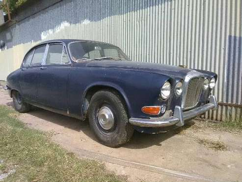 1967 Right Hand Drive Daimler for sale in Oklahoma City, OK