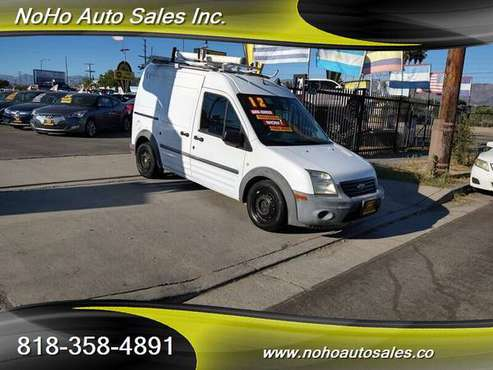2012 Ford Transit Connect Cargo Van XL - cars & trucks - by dealer -... for sale in North Hollywood, CA