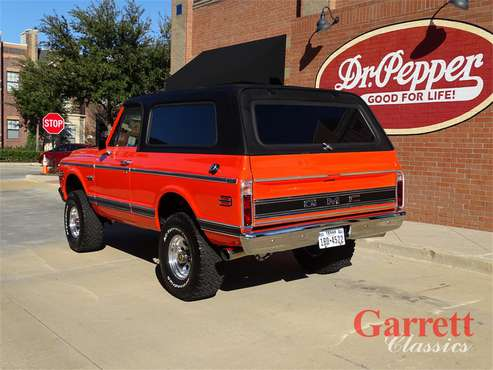 1972 GMC Jimmy for sale in Lewisville, TX