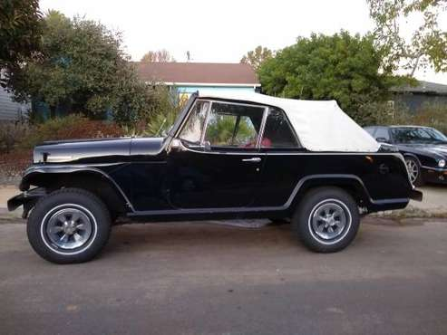 1968 Kaiser Jeepster for sale in Los Angeles, CA