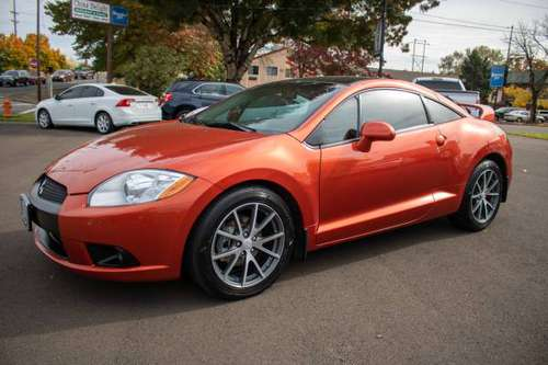 2011 Mitsubishi Eclipse GT - Leather! Moon roof! Back up Camera! for sale in Corvallis, OR