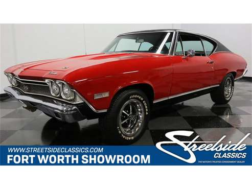 1968 Chevrolet Chevelle for sale in Ft Worth, TX