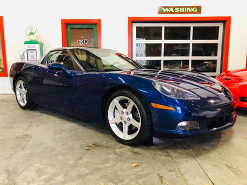 2005 Chevrolet Corvette, 50k Miles, 1SB/3LT, Auto - cars & trucks -... for sale in Seneca, GA