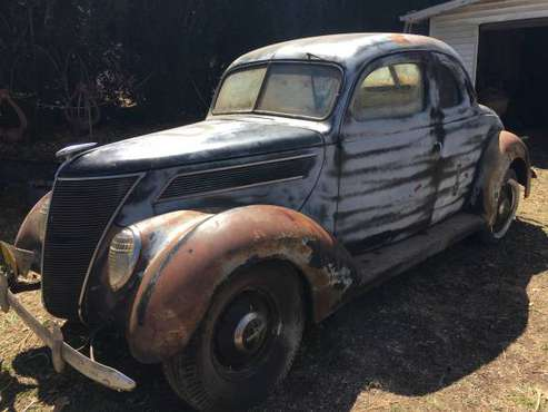 1937 Ford Coupe - Patina/Rat Rod for sale in Springfield, MO
