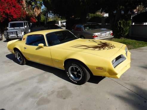 1978 Pontiac Firebird for sale in Woodland Hills, CA