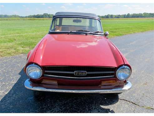 1974 Triumph TR6 for sale in Dayton, OH