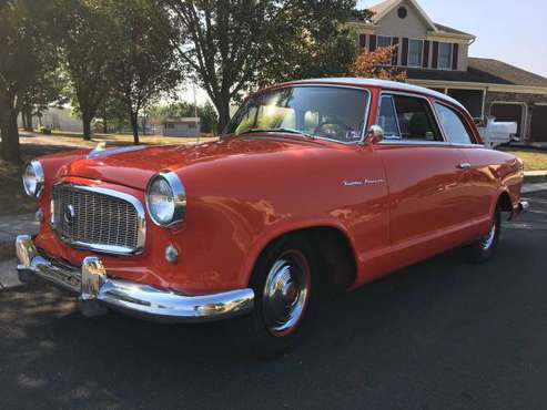1958 Rambler American with auto trans for sale in New Oxford, PA