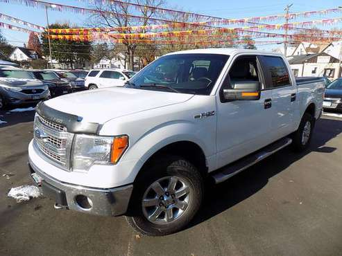 2014 Ford F150 XLT 4WD (#8098) - cars & trucks - by dealer - vehicle... for sale in Minneapolis, MN