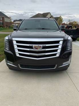 2015 Cadillac Escalade ESV AWD - cars & trucks - by owner - vehicle... for sale in Oakland, MI