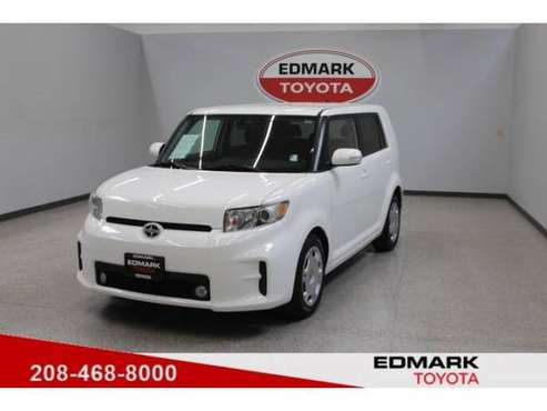 2012 Scion xB hatchback Super White [White for sale in Nampa, ID