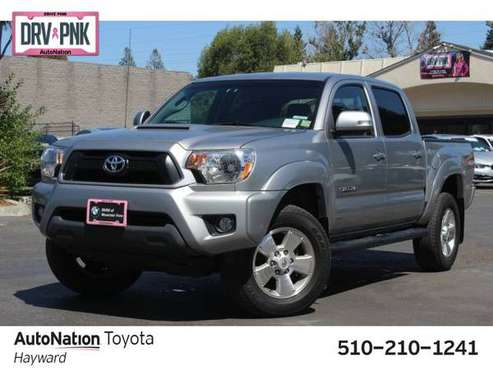 2014 Toyota Tacoma 4x4 4WD Four Wheel Drive SKU:EM162214 for sale in Hayward, CA