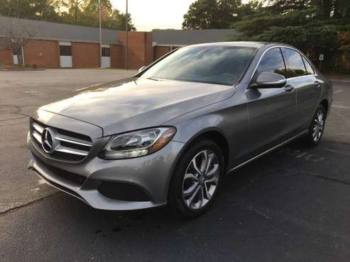 2015 Mecedes-Benz C300 4 Matic - Super Low Miles for sale in Charlotte, NC