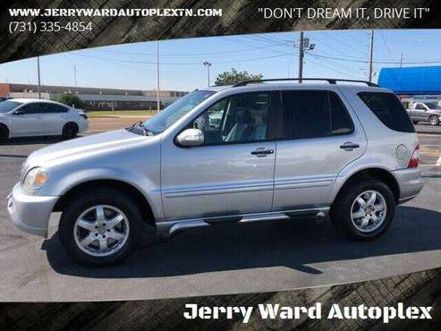 2002 Mercedes-Benz M-Class ML 500 AWD 4MATIC 4dr SUV 187873 Miles for sale in Union City, TN