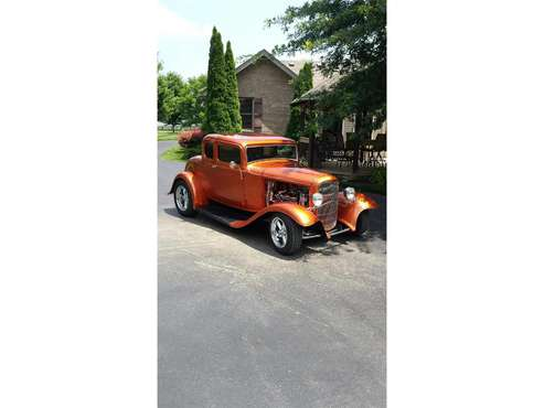 1932 Ford 5-Window Coupe for sale in Bowling Green , KY