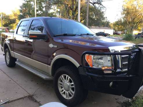 2010 F150 King Ranch for sale in Manhattan, KS