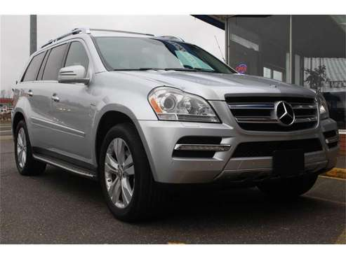 2012 Mercedes-Benz GL450 for sale in Lynden, WA
